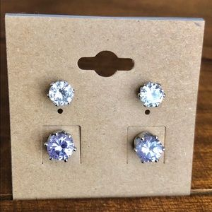 Accessories - Cubic Zicronia earring set